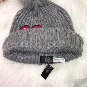 Victoria's Secret Accessories - Victoria's Secret Beanie Hat
